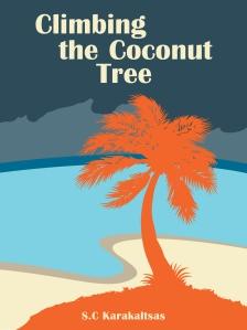 20295-Sylvia K-Climbing the Coconut Tree-Cover Design-FA Ingram