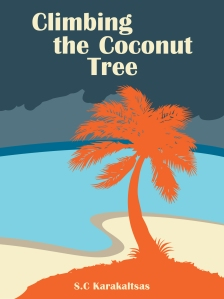 20295-Sylvia K-Climbing the Coconut Tree-Cover Design-FA Ingram